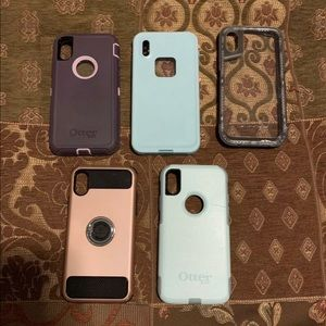 5 iPhone X cases